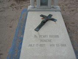 Henry Monchie Madrid