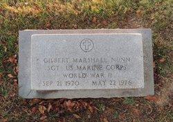 Gilbert Marshall Nunn