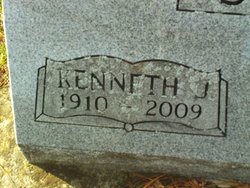 Kenneth John James