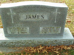 Frederick H. James