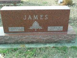 Nora M. James