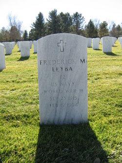 Frederick M. Fred Leyba