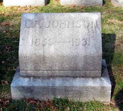 Lewis Franklin Johnson