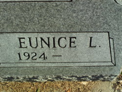 Eunice <i>Farr</i> Sumnicht