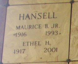 Ethel <i>Hill</i> Hansell