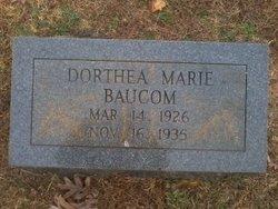 Dorthea Marie Baucom