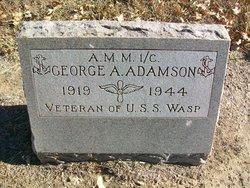 George Anthony Adamson
