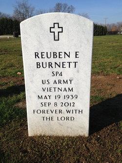 Reuben E. Burnett
