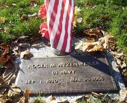 Roger M. Atzenweiler