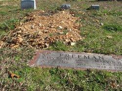 Mary Ruth <i>Oxenreider</i> Freeman