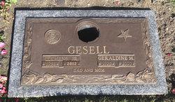 Geraldine Margaret <i>Draper</i> Gesell