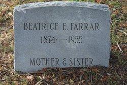 Beatrice Estelle <i>Grundman</i> Farrar