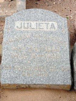 Julieta Juana <i>Amador</i> Garcia