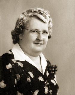 Margaret Emilia Millie <i>Miller</i> Brown