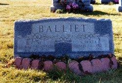 Alberta Ethel <i>Kocher</i> Balliet