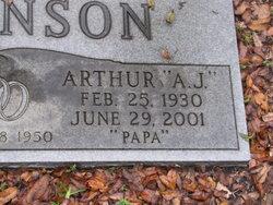 Arthur A J Brinson