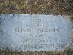 Blinn F Yeaton