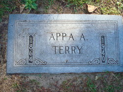 Appa A. Terry