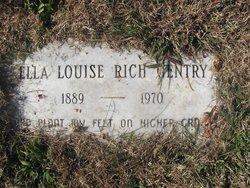 Ella Louise <i>Rich</i> Gentry