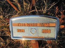 Etta Marie Akins