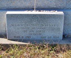 Wilbert Russell Maynard