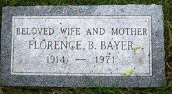 Florence Bayer