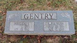 Idell <i>Nunn</i> Gentry