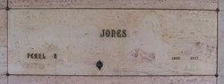 Pearl B Jones