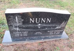 Clifton Carey Nunn