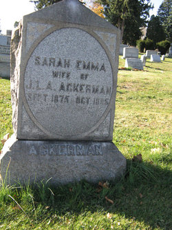 Sarah Emma <i>Baird</i> Ackerman