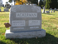 Kenneth Edwin Ackerman