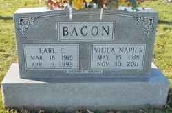 Earl E. Bacon