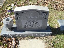 Burnice Williams