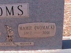 Mamie Wirt <i>Womack</i> Bottoms