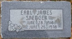 Earl James Spencer