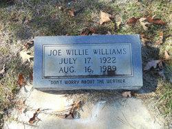 Joe Willie Williams