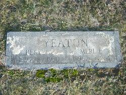 Beryl A <i>Fletcher</i> Yeaton