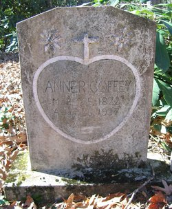 Anna Martha L Anner Coffey