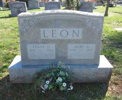 Mary Agnes <i>McCormack</i> Leon