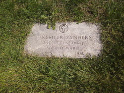 T. Kemper Sanders