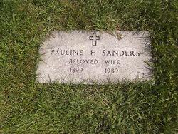 Pauline H. Sanders
