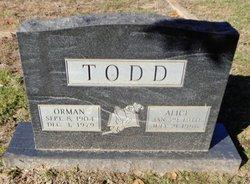Alice <i>Walker</i> Todd