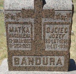Magdalena Maggie <i>Zacharyasz/Zaharris</i> Bandura