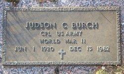 Judson Clyde Burch
