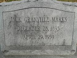 Jack Granville Marks