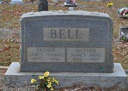 Nancy Ann <i>Garner</i> Bell