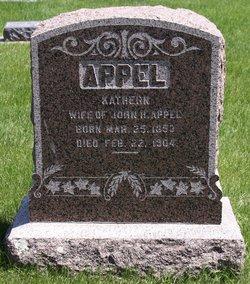 Kathern <i>Grossman</i> Appel