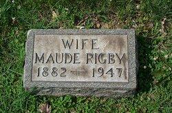 Maude <i>Levering</i> Rigby