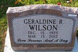 Geraldine R. Wilson