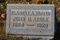 Isabella Bella Arble